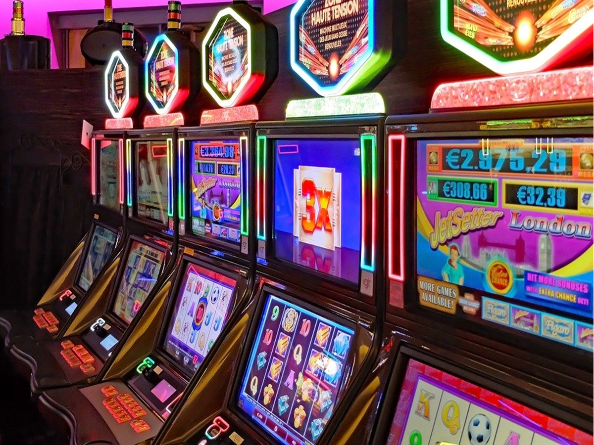 Online Casino's Progressive Slots and Where to Find Them